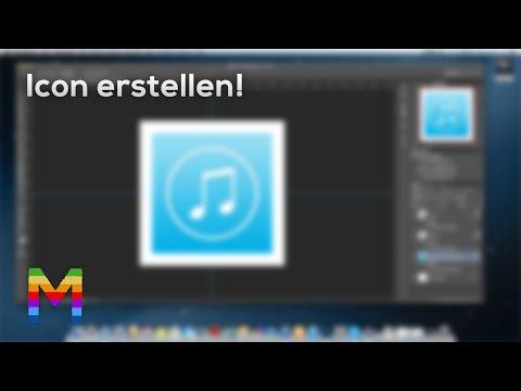 Icons in Photoshop erstellen! - QuickTutorial