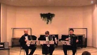"Guard Soldier (n. Tchaikin). ""accodemia"" Accordion Trio"