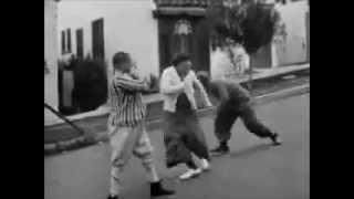 The Three Stooges-Three Little Beers (1935)-Barrel sequence