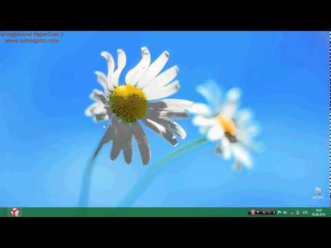 Win 8,7,xp de desktop ini xətasının çözümü