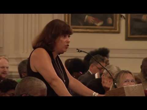 August 11 2015 Hearing of the New York Commission on Statewide Attorney Discipline