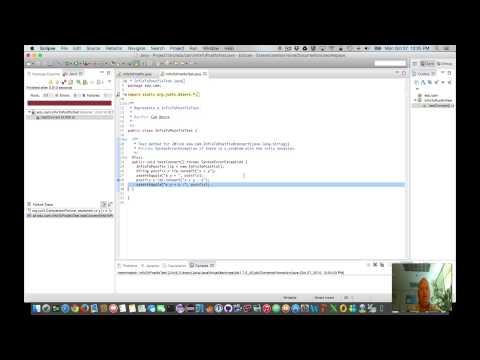 Eclipse JUnit and Debugging