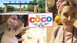 LDShadowLady | Behind the Scenes of Disney Pixar Coco
