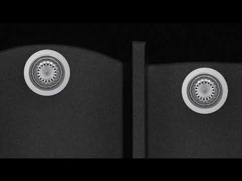 Q Granicia™ Italian Granite Composite Sinks