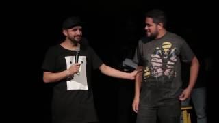 Desafio Comédia Ao Vivo  - Pe Lanza / Maisa e Dudu Camargo / Neymar e Bruna Marquezine