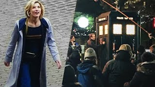 *NEW* FILMING PHOTOS & VIDEOS of Doctor Who Series 11!