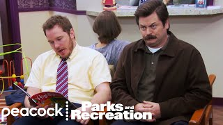 Best of Ron Swanson and Andy Dwyer - Parks and Recreation