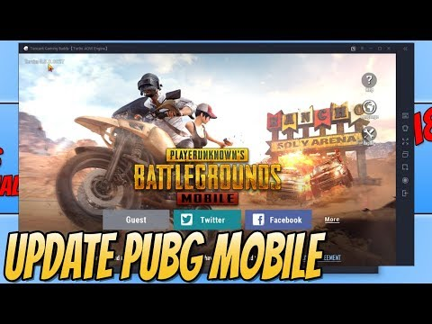 How To Update PUBG Mobile 0.5.0 On Tencent Gaming Buddy Easiest Method Tutorial