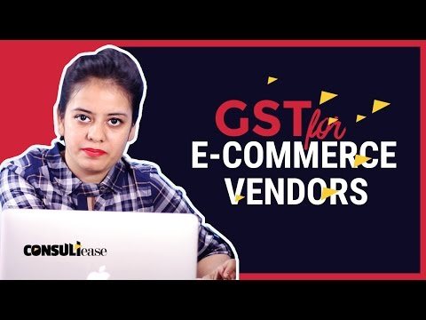 GST for eCommerce vendors & suppliers - explained in simple words ( Hindi )