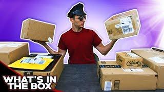Massive Tech Unboxing - Ep27