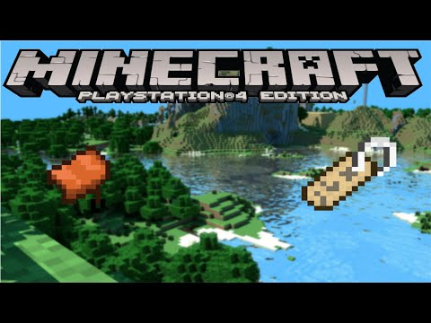 Minecraft PS4: How To Get Saddles & Name Tag's Easy! (PS3 & PS4)