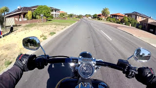 Vance and Hines Short Shots Loud Ride Sound