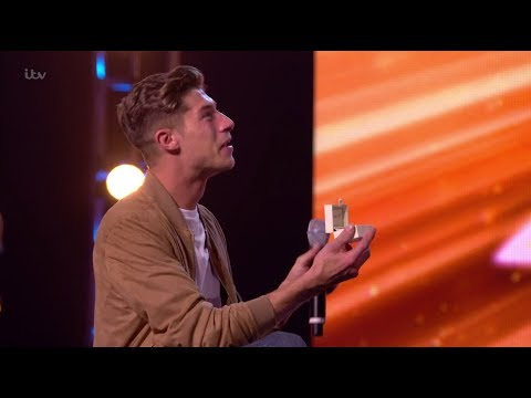 Sam Black: After Getting A NO, HE PROPOSES LIVE TV, Simon SHOCKED! Bootcamp The X Factor UK 2017