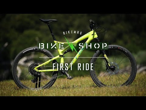 FIRST RIDE: Whyte T-130C