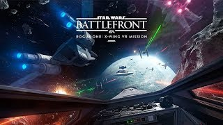 Star Wars Battlefront ROGUE ONE: X-Wing VR Mission Gameplay - Saving K2S0!