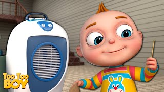 TooToo Boy - Cooler Episode   Cartoon Animation For Children   Videogyan Kids Shows   Funny Comedy