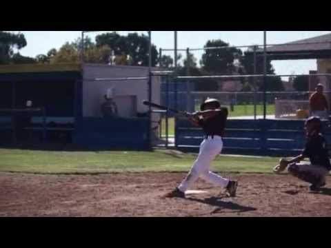 iMovie Highlights Freshman Baseball Player - Nate