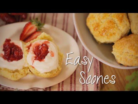 My Easy Cooking - Easy Scones