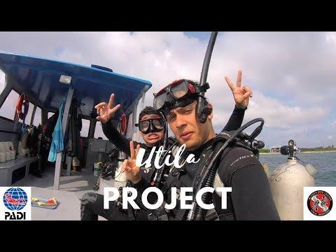 Utila Project - PADI Open Water Diving
