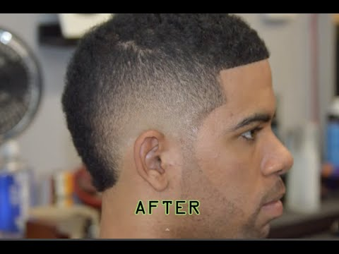 How To do a Burst Fade | Burst Fade haircut Tutorial | Featured Barber