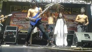 Ngruwat Jatijajar Black Metal - Intro- Akhiring Jaman Live Gombong Monster Fest #4