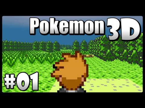 Pokémon 3D - First Person Gold and Silver Remake! [Version 0.15]
