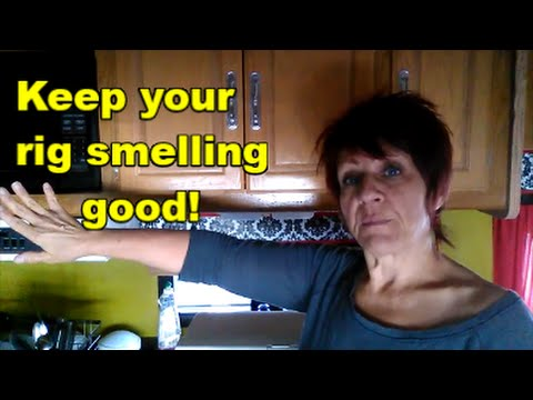 Q-TIPS - Keep Your RV Smelling Good