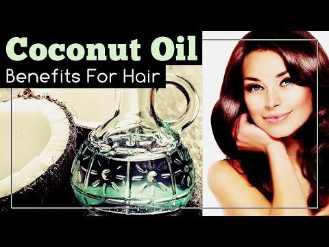 Coconut Oil Benefits For Hair: Does It Work?