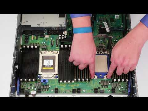 Dell EMC PowerEdge R6415, R7415, and R7425: Remove/Install Processor and Heatsink Module