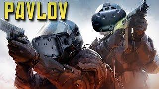 VR Tactical Triple Dragons - PAVLOV