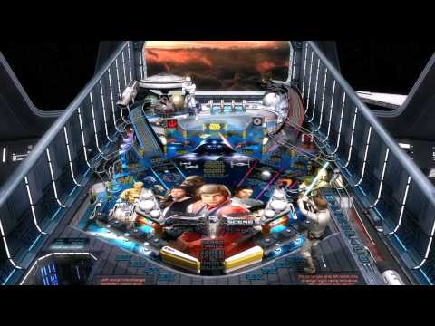 Star Wars Pinball on PS3 and PS Vita:The Empire Strikes Back