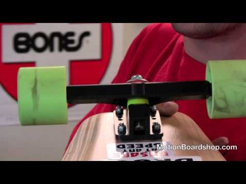 How to: Set up a longboard.   - MotionBoardshop.com
