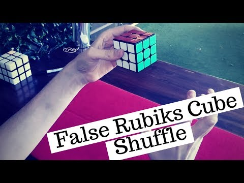 Easy Rubiks Magic Tutorial | Learn Cool Magic Tricks!