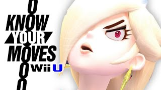Why Rosalina is OP! - Know Your Moves! (Smash Bros.)