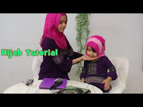 Xxx Mp4 Hijab A Cute Hijab Tutorial On Fatima By Maryam Masud 3gp Sex