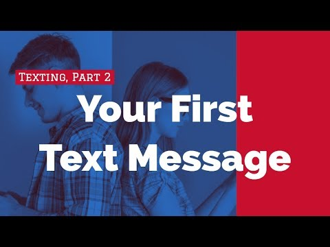 Texting a Girl for the First Time | How to Text a Girl, Part 2