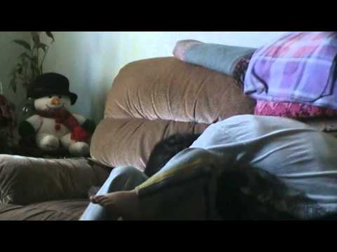Kid gets a barbie for Christmas funny prank