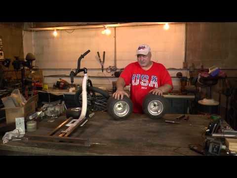 Huffy Slider Drift Trike Back Axle