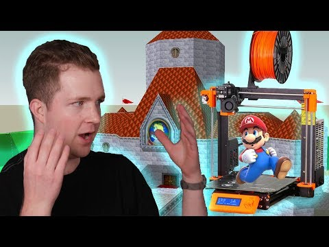 How Does 3D Printing Work? Building a Handheld Retro Gaming Console!