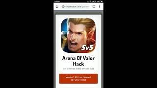 arena of valor mod apk Videos - 9tube tv