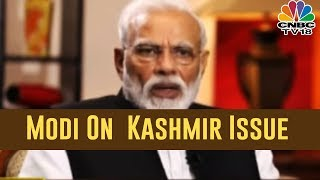 PM Modi Says Article 370 Hindering Development of Jammu and Kashmir, People Now Want Change