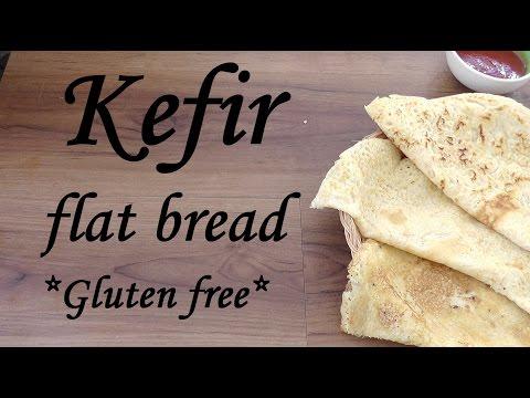 Kefir flat bread, Aztek nutrition