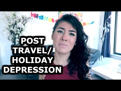 DEALING WITH POST TRAVEL HOLIDAY DEPRESSION | ENTERPRISEME TV