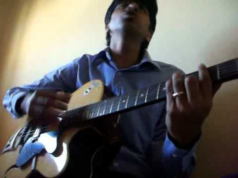 here i am - bryan adams cover  (my version)