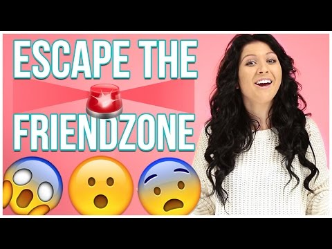 What To Do To ACTUALLY Get Out Of The Friend Zone with Alexa