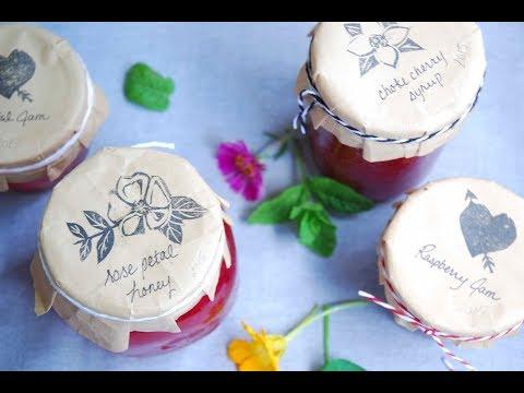 DIY Mason Jar Packaging (Wedding Favour Idea)