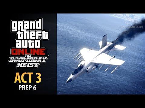 GTA Online: Doomsday Heist Act #3 - Prep: Onboard Computer (Elite & Mastermind II)