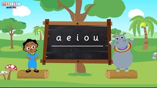 Irabu Zetu a-e-i-o-u | LEARN SWAHILI VOWELS | Akili and Me - African Cartoons
