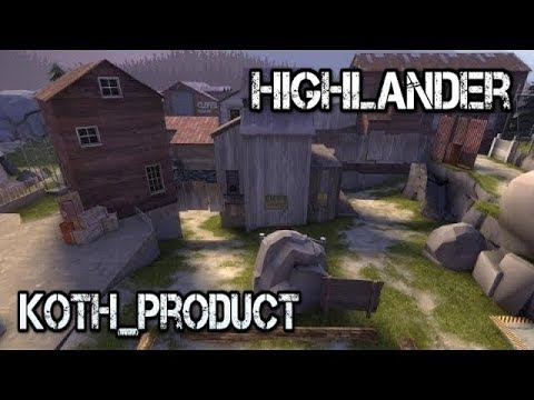 Demo Review: Premiership Highlander on koth_product!