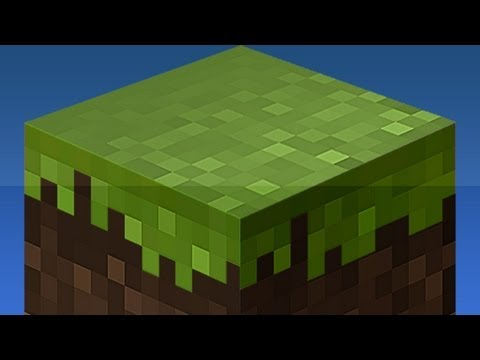 Create a Minecraft Block Icon in Photoshop |